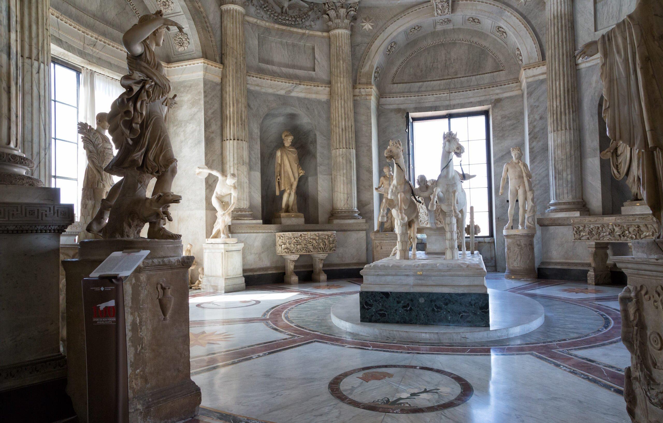 Vatican, Vatacombs & Sistine Chapel Tour_110_3