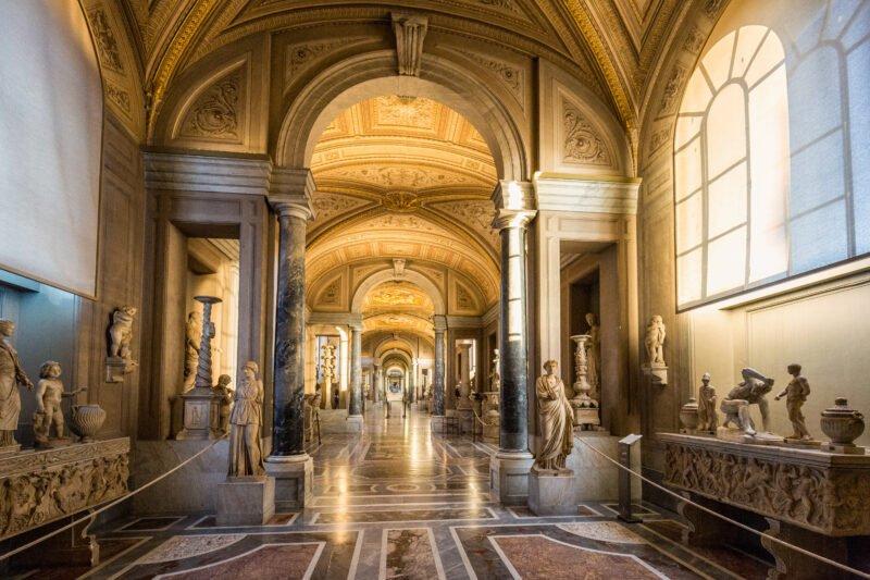 Vatican, Vatacombs & Sistine Chapel Tour_110_5