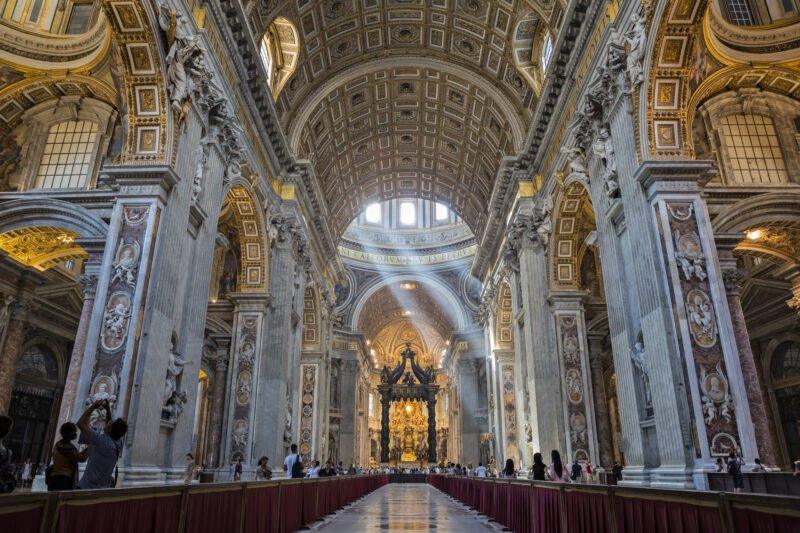 Vatican, Vatacombs & Sistine Chapel Tour_110_6