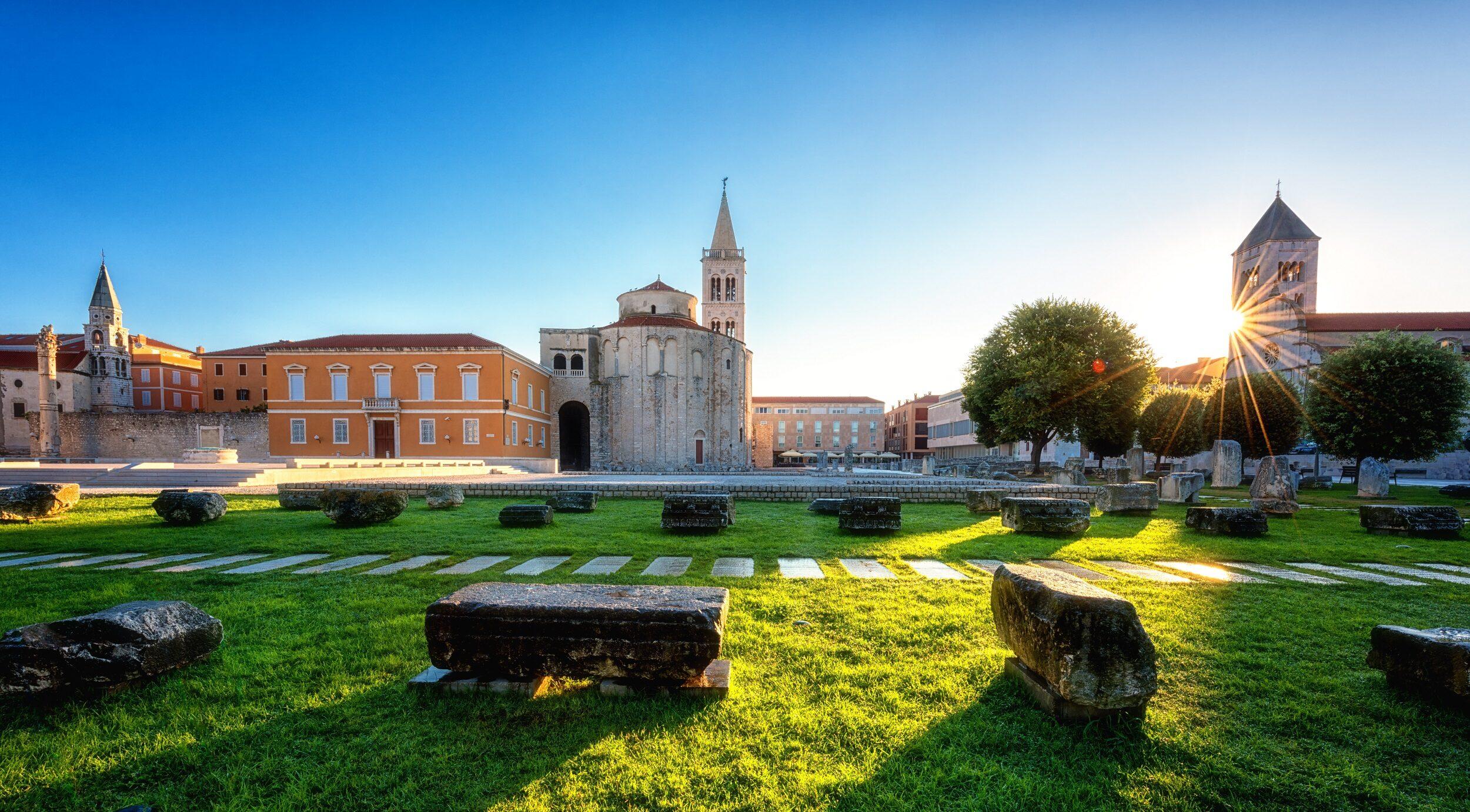 Visit Ancient Zadar On The Insider Zadar City Tour