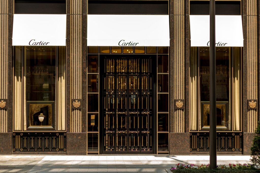 Cartier Milan Design Guide