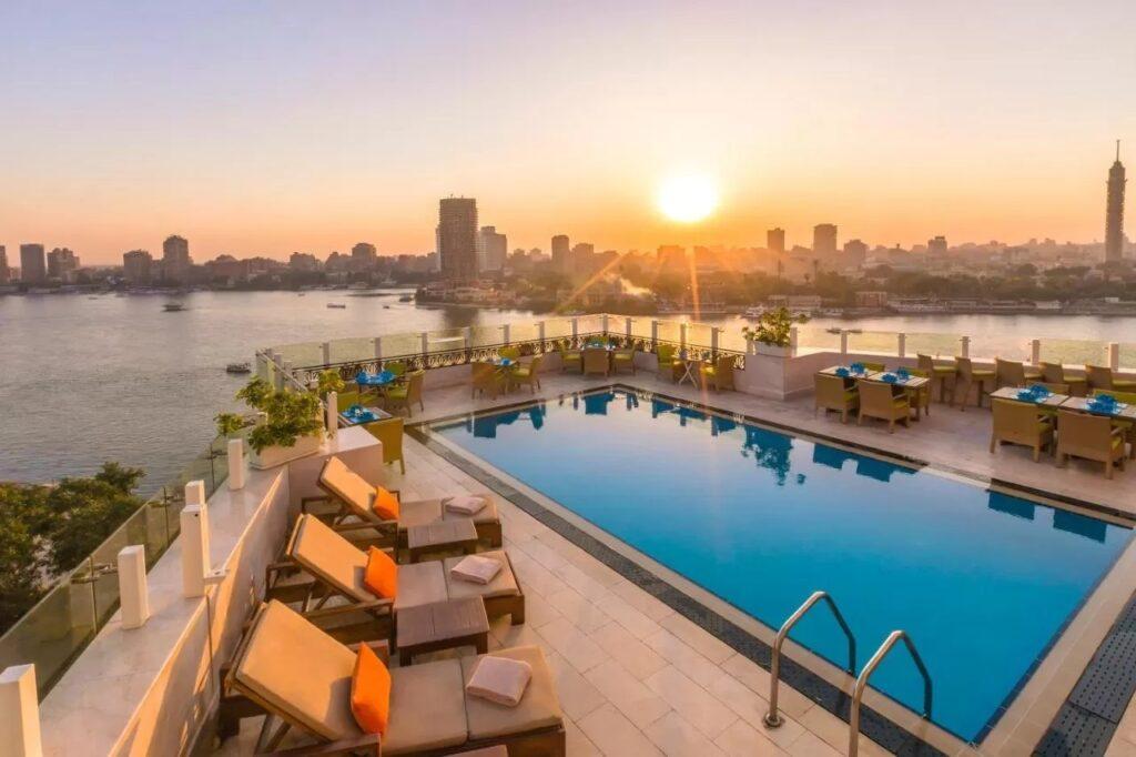 Luxury hotels Cairo