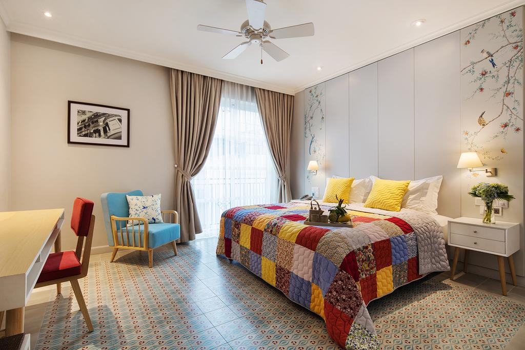 Maison De Camille Boutique Hotel has a warm homely feel