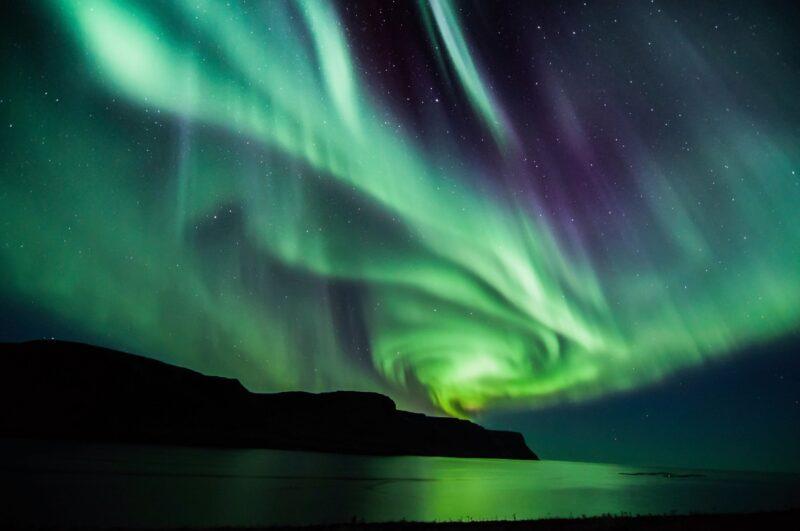 Northern Lights Icelnad