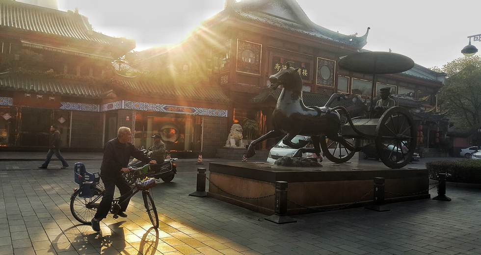 Chengdu Culture Day Tour1