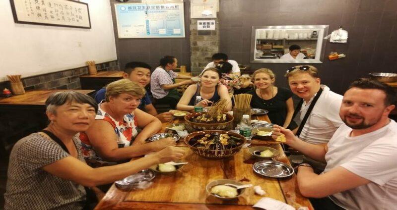 Chengdu Foodie Tour 4
