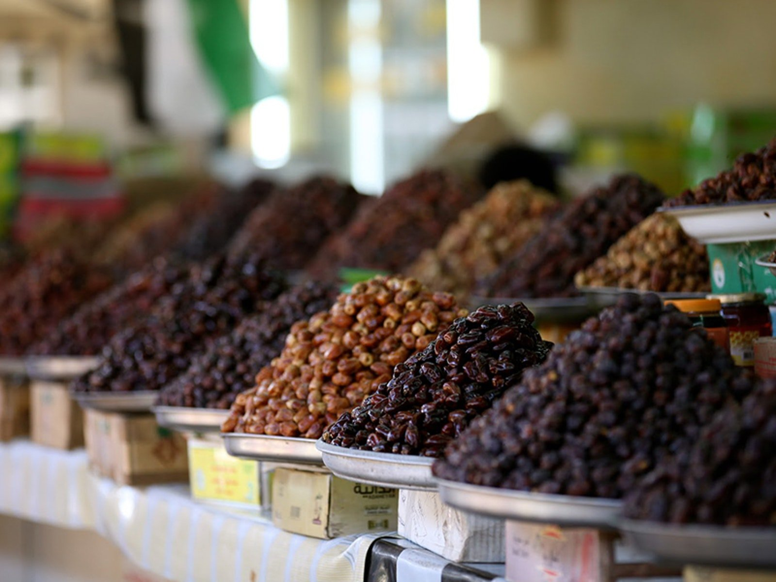 Date Market On The Abu Dhabi, Louvre And Qasr Al Watan Tour From Dubai_117
