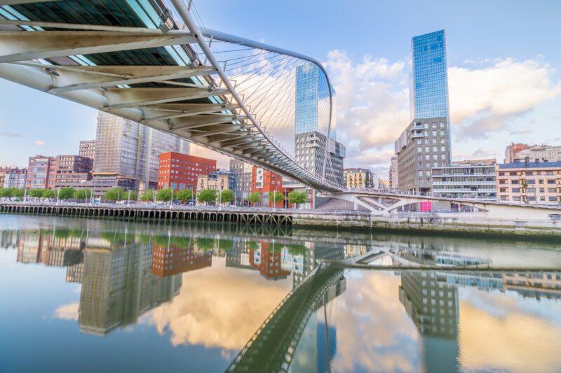 Depart From Bilbao