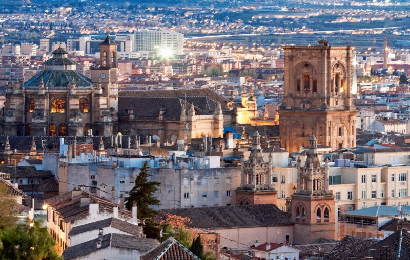 Depart From Granada - Highlights Of Granada 6 Day Tour Package