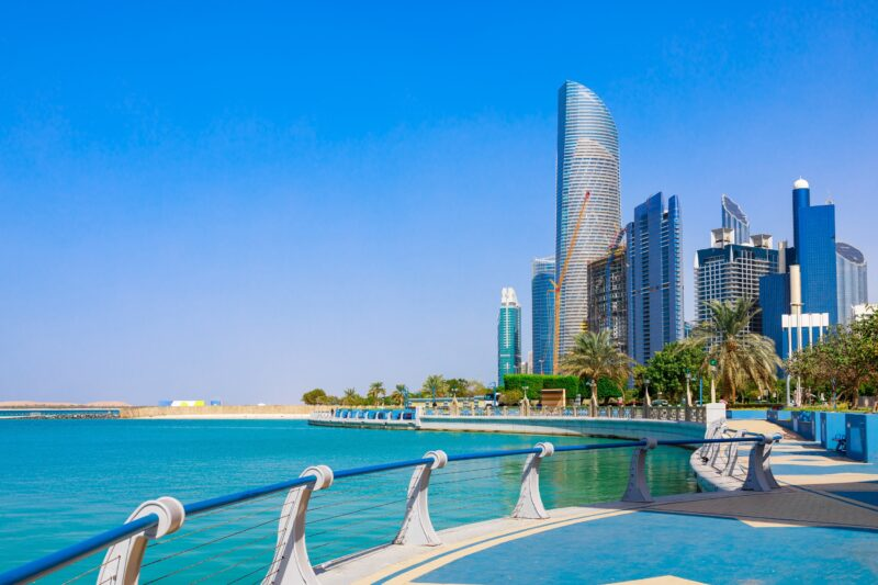 Discover Abu Dhabi On The Abu Dhabi, Louvre And Grand Mosque Tour From Dubai
