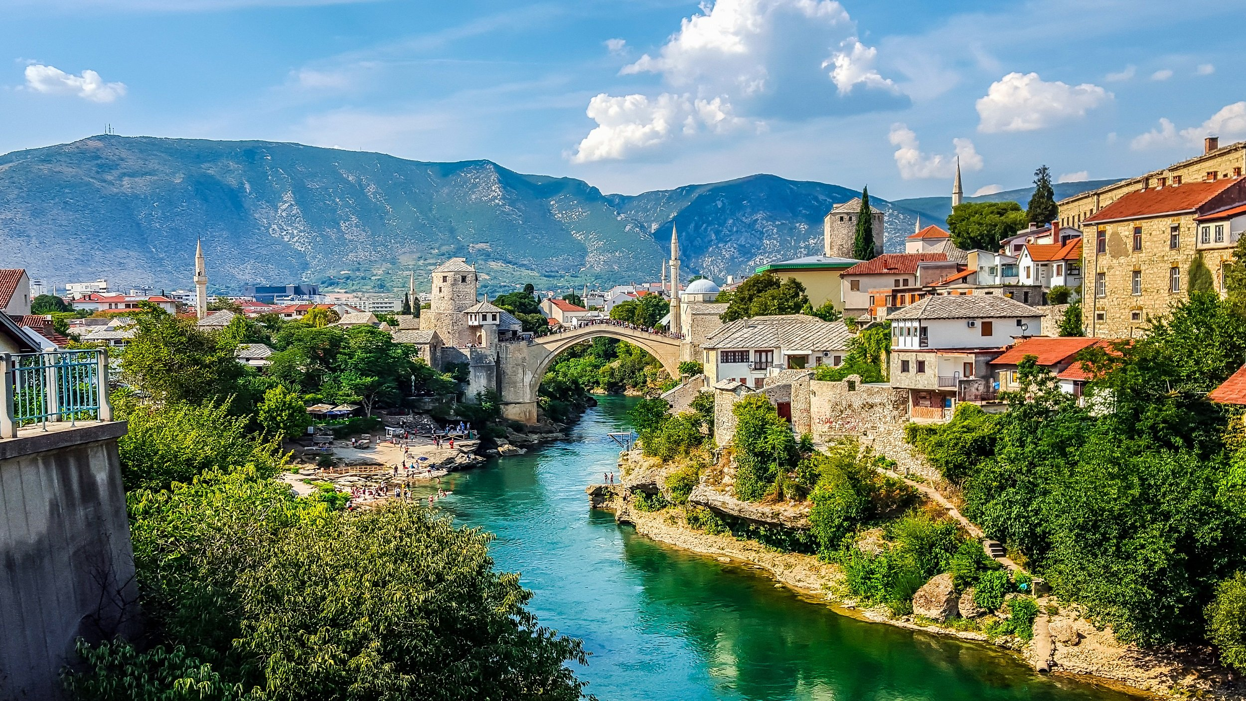 Dubrovnik, Mostar & Kravice 5 Day Tour Package