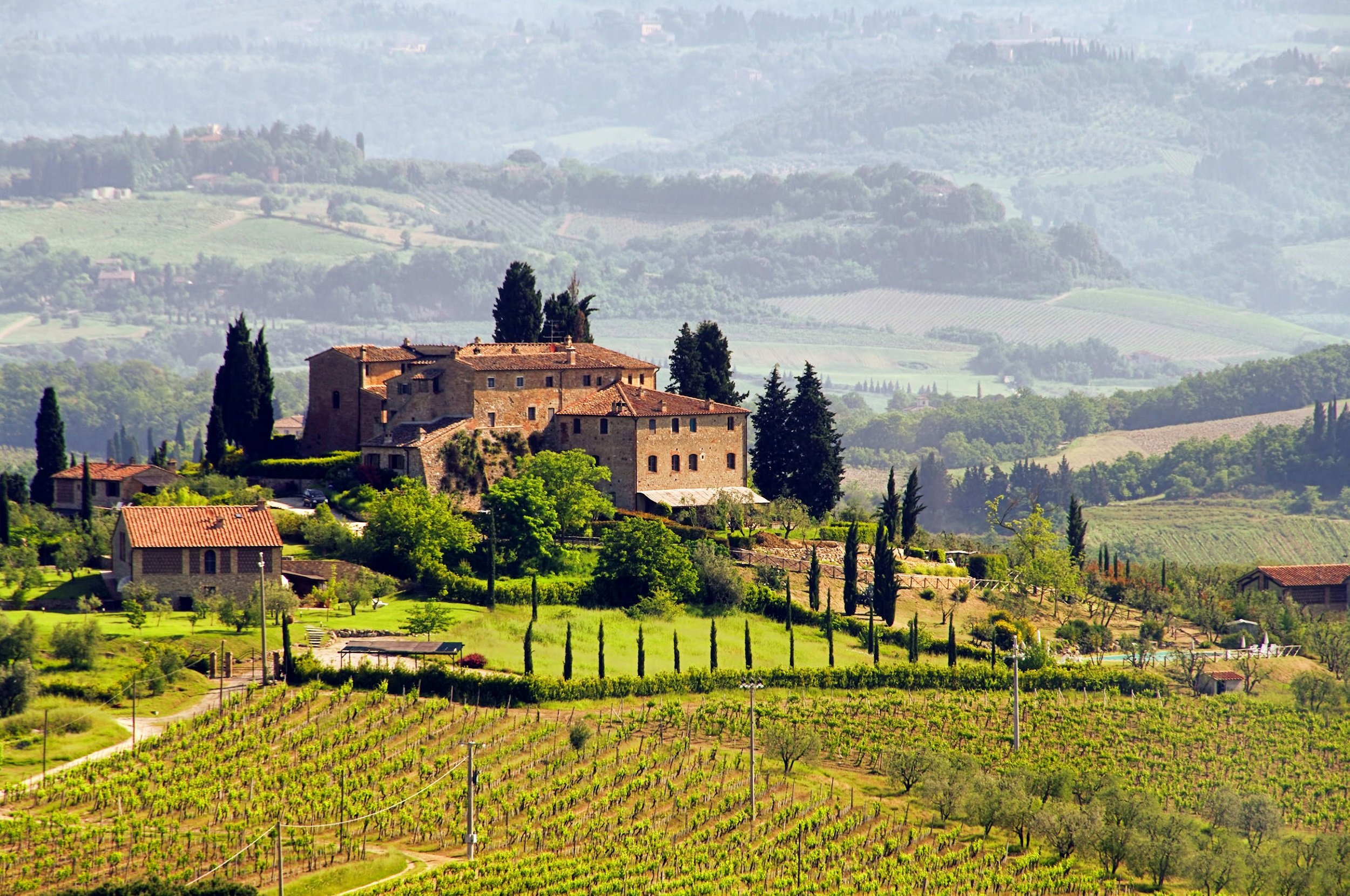 Florence & Tuscany Highlights 6 Day Tour Package (1)