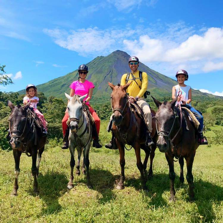 Horseback Riding In Arenal From La Fortuna & Arenal_118_2