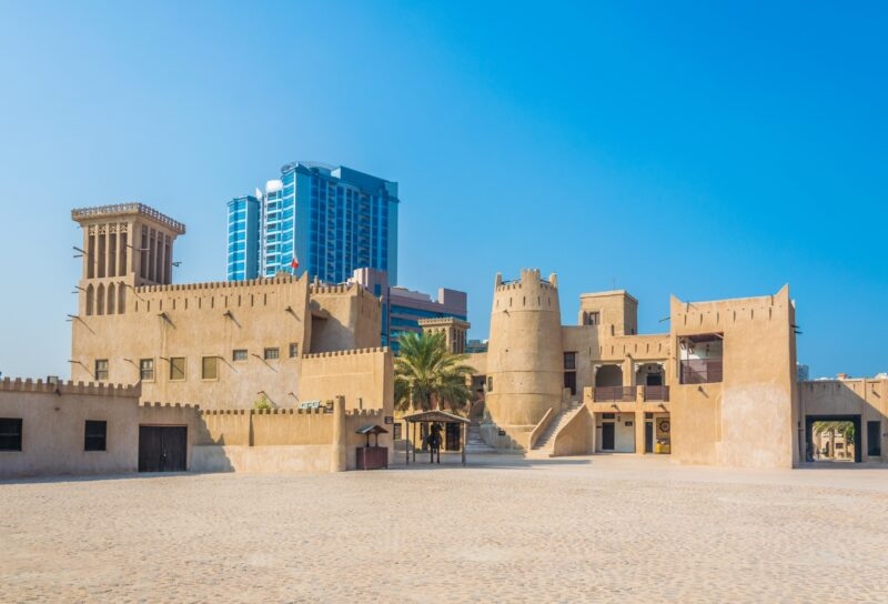 Insider Sharjah & Ajman City Tour From Dubai (2)