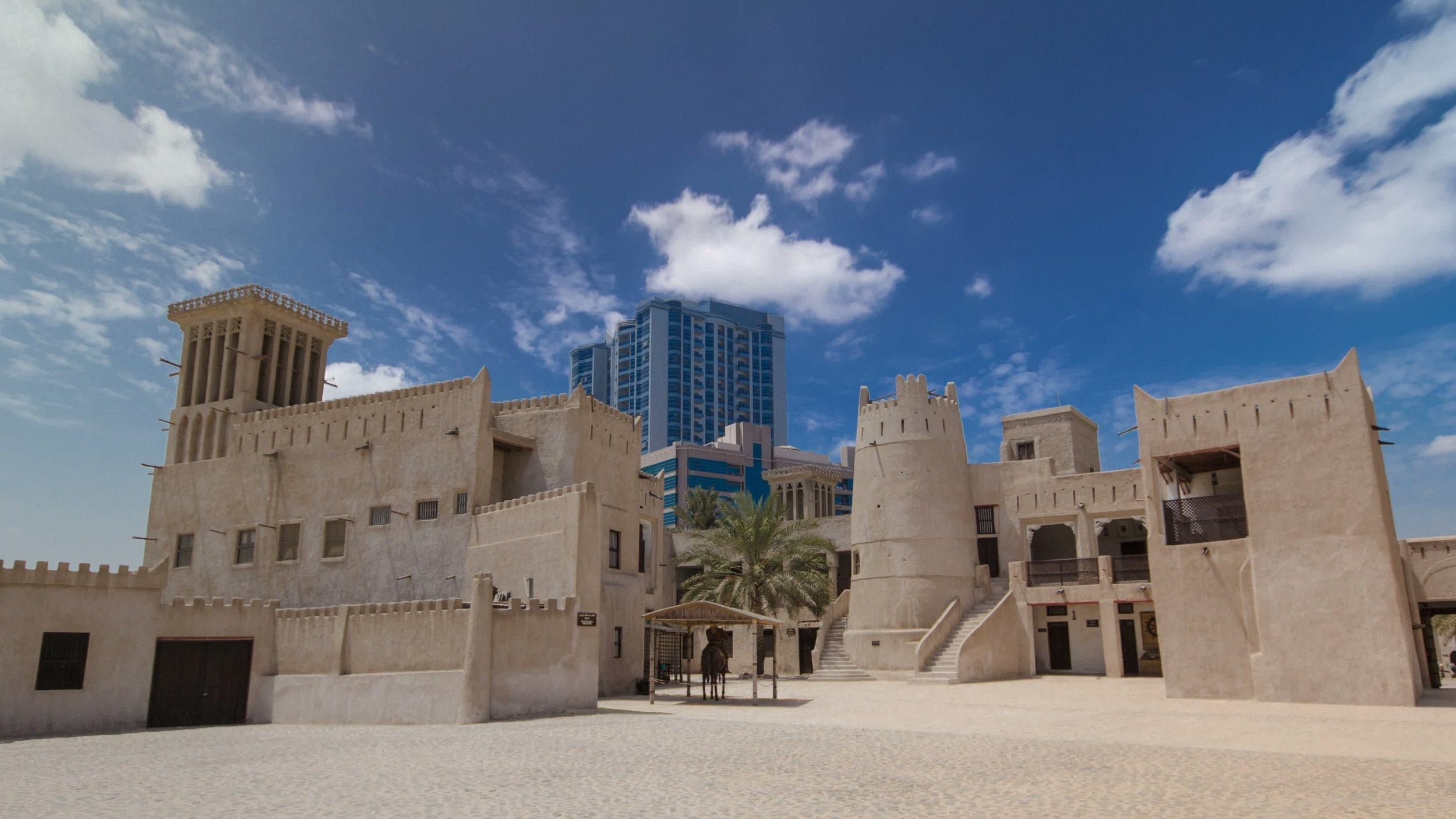Insider Sharjah & Ajman City Tour From Dubai_1
