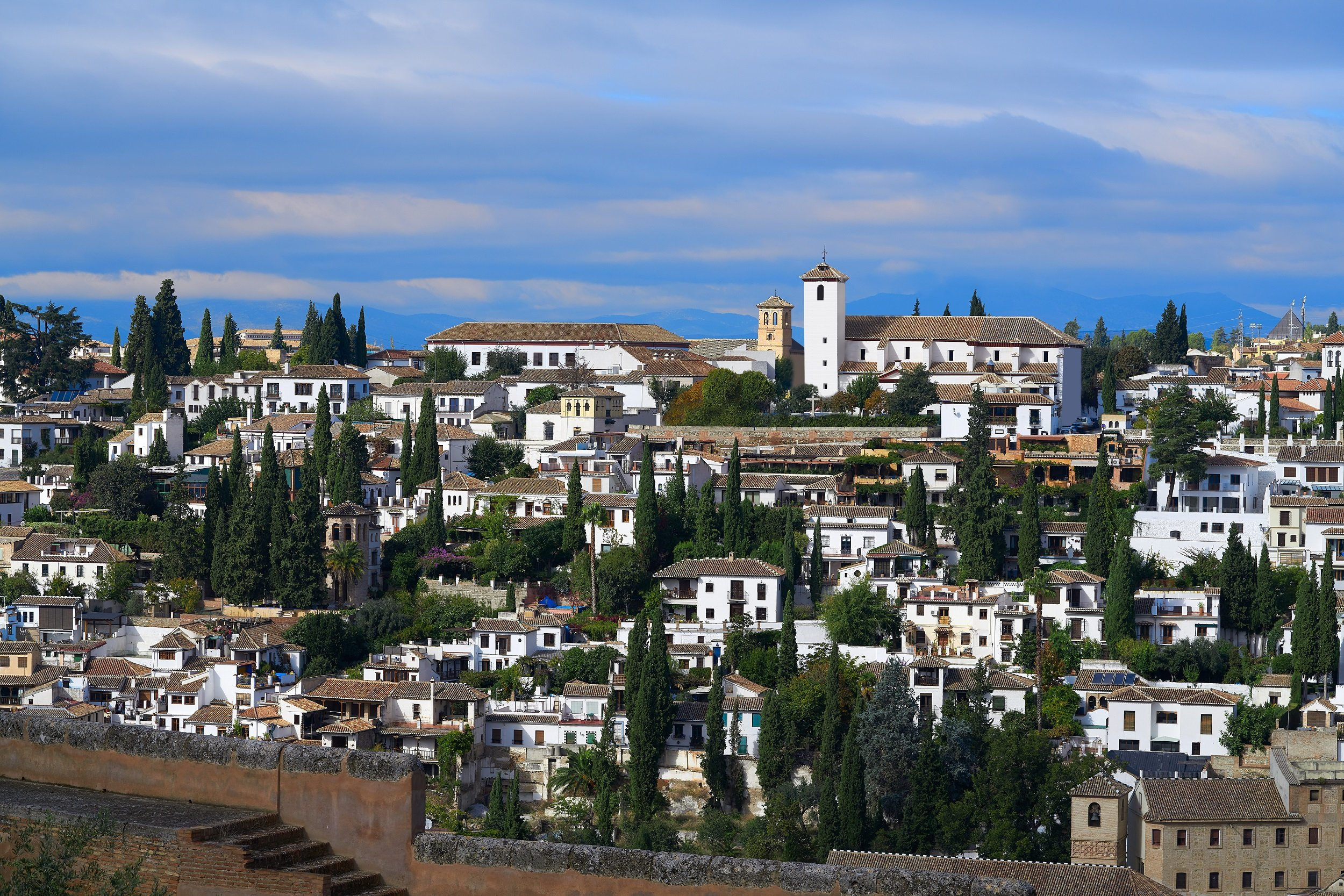 Granada On The Seville, Gibraltar & Granada 7 Day Tour Package