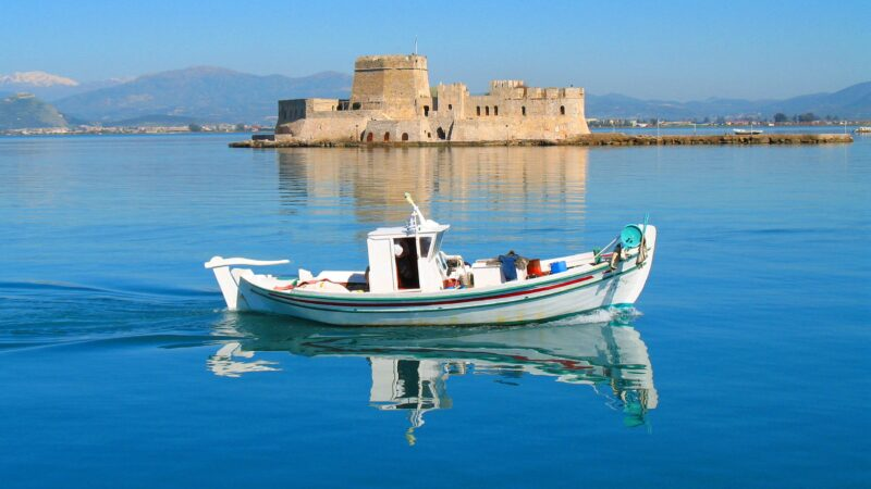 Nafplio & Epidaurus Tour From Athens