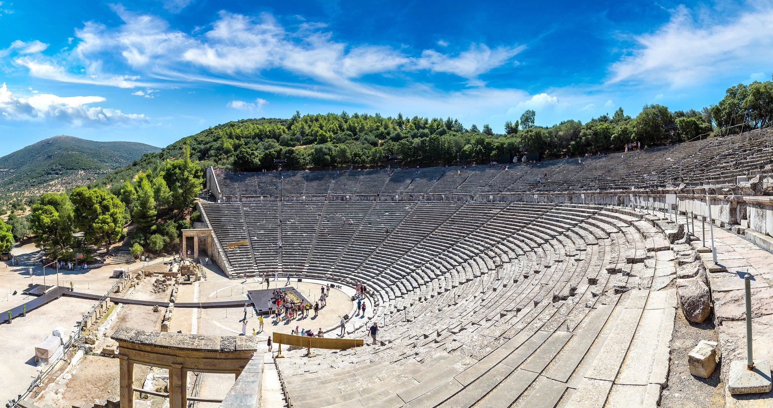 Nafplio & Epidaurus Tour From Athens_1