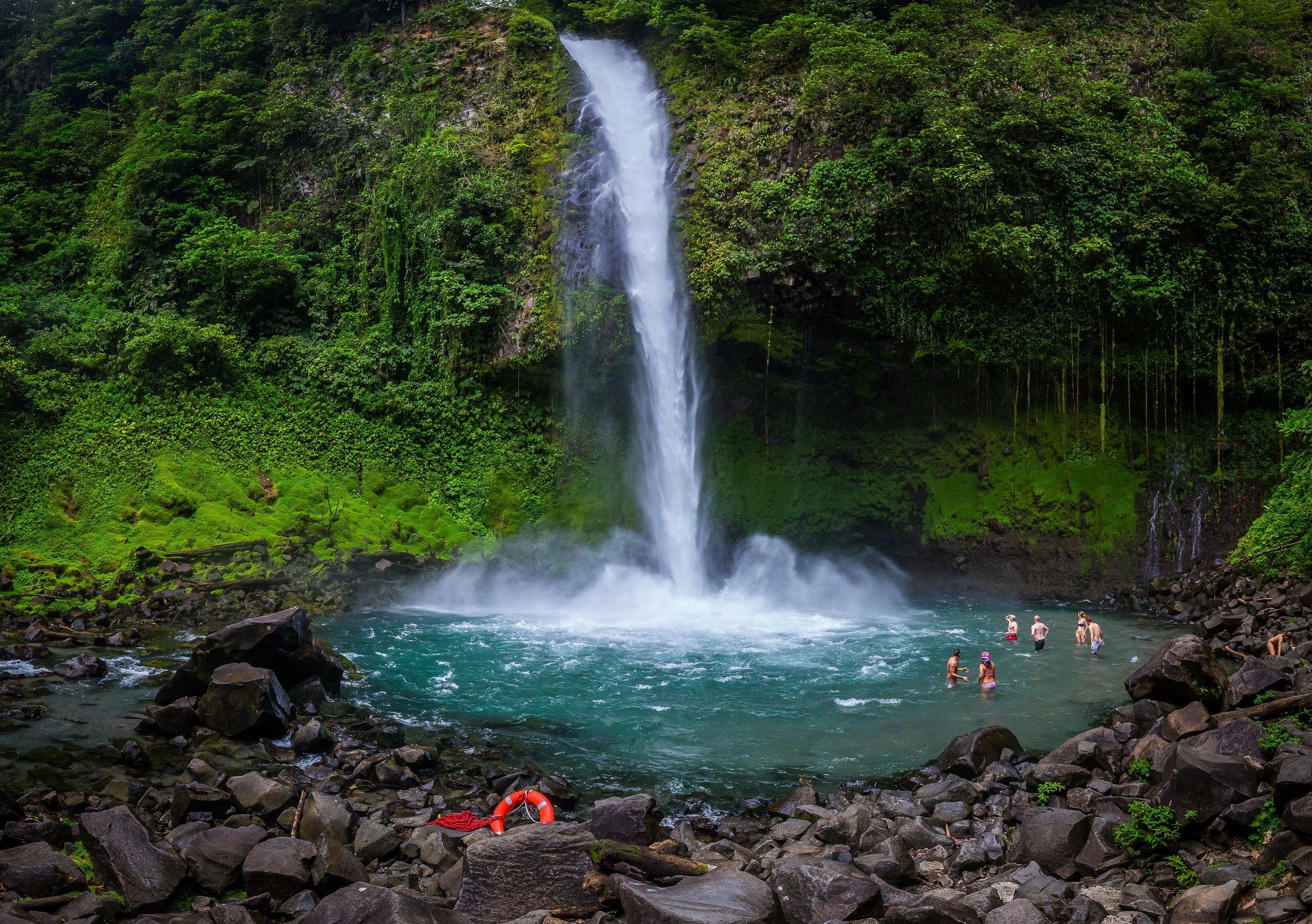 Peñas Blancas River Safari And La Fortuna Waterfall Tour From La Fortuna & Arenal_1