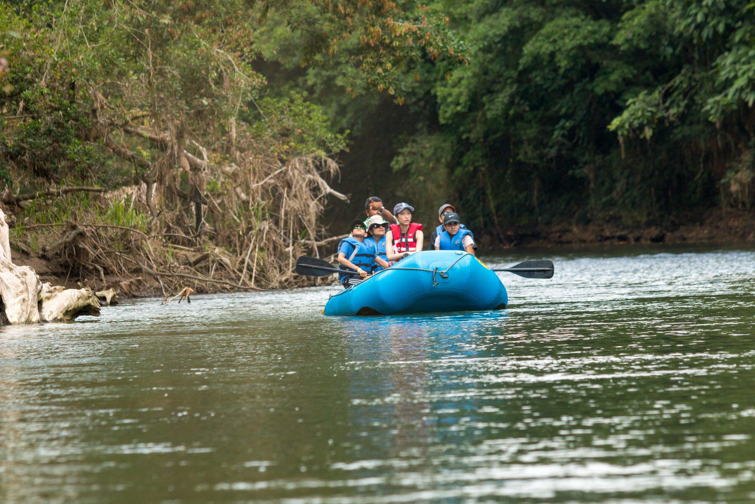 Peñas Blancas River Safari And La Fortuna Waterfall Tour From La Fortuna & Arenal_118_3