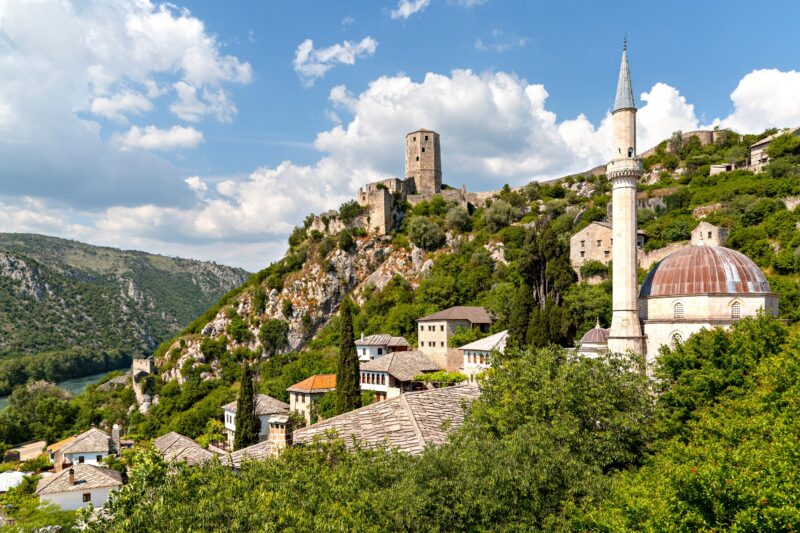 Dubrovnik, Mostar & Kravice 5 Day Tour Package_
