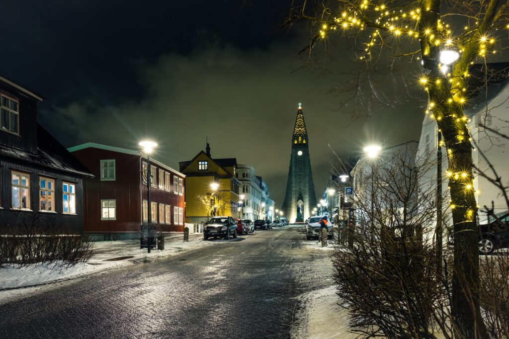 Reykjavik night life