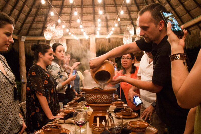 The Traveler's Table Dining Experience From The Riviera Maya_mtg