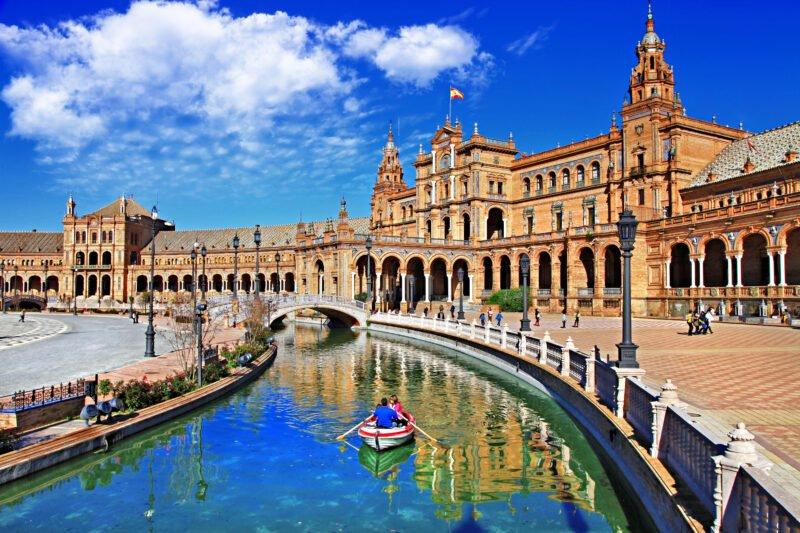Join The Seville, Gibraltar & Granada 7 Day Tour Package