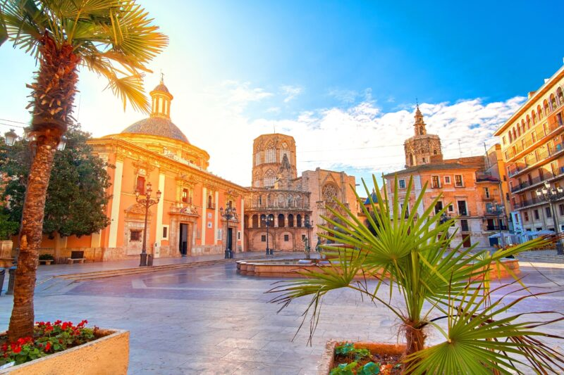 Valencia 7 Day Tour Package