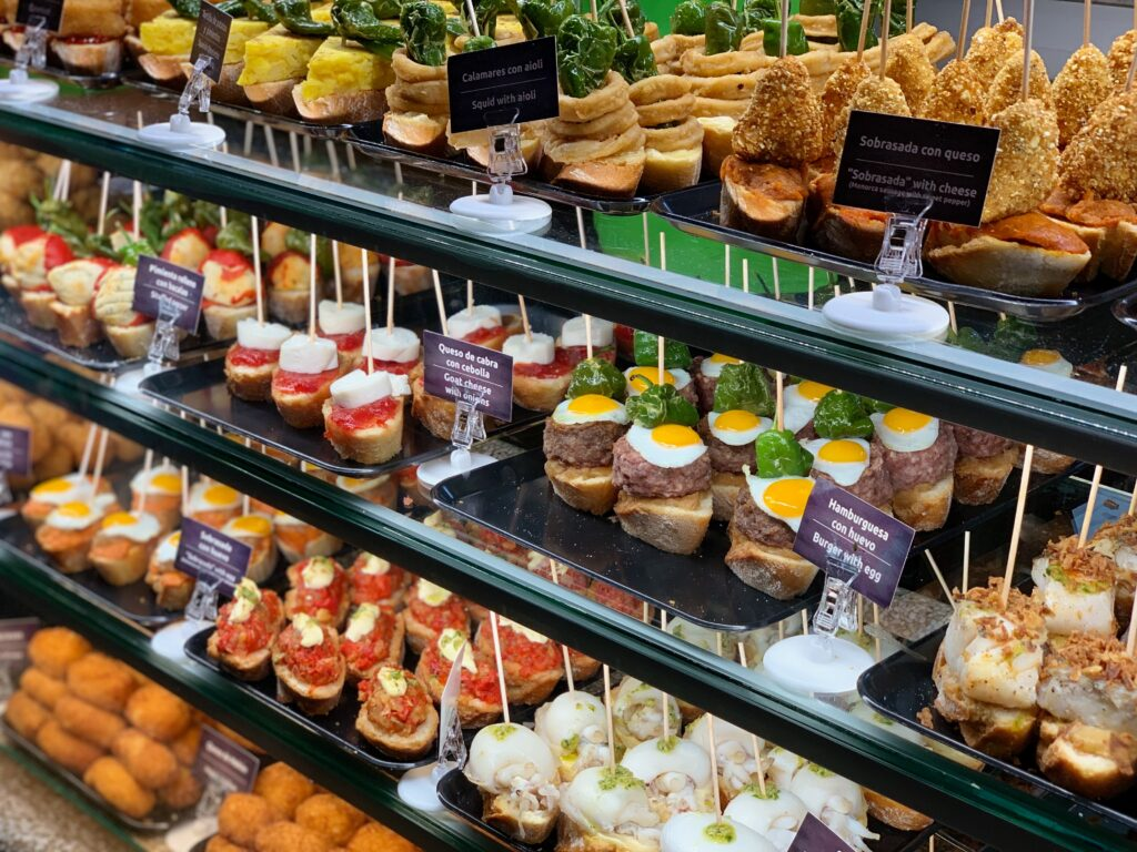 Pintxos Basque Country Food And Wine Travel