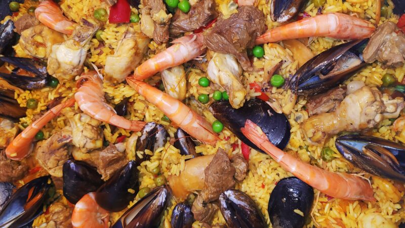 Paella On Our Valencia 7 Day Tour Package