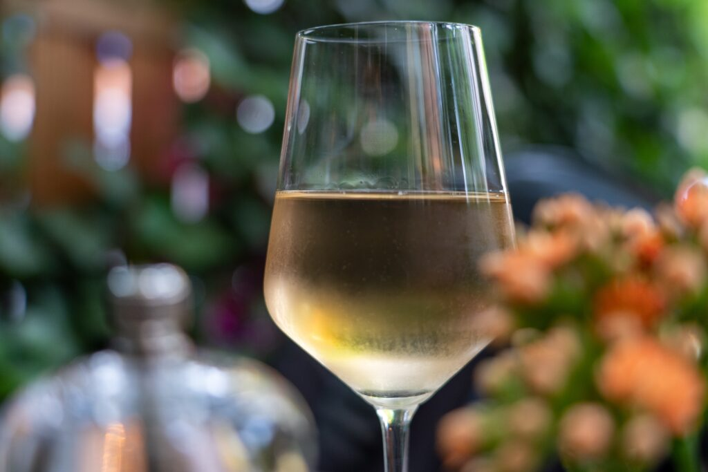 Sherry glass - tapas culture in Andalusia