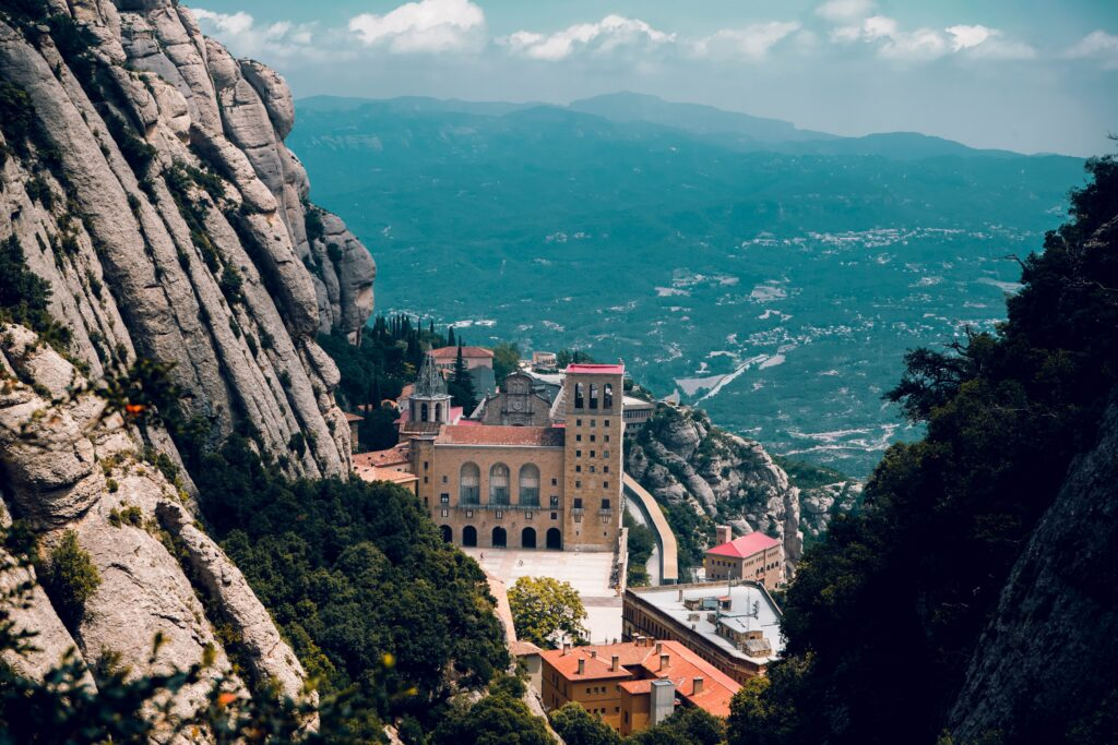 How to get from Barcelona to Montserrat 1