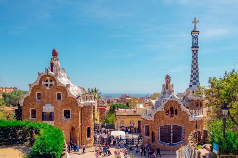 Park Guell Best Wine Tours From Barcelona