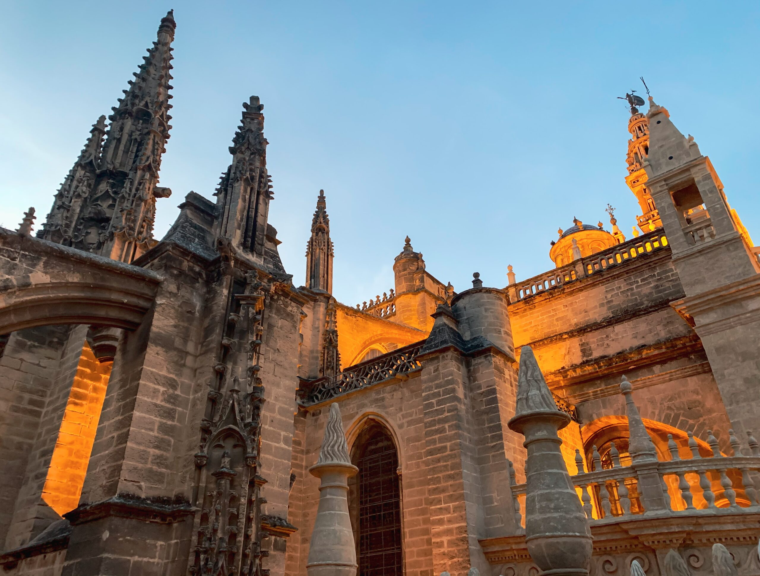 Seville, Gibraltar & Granada 7 Day Tour Package