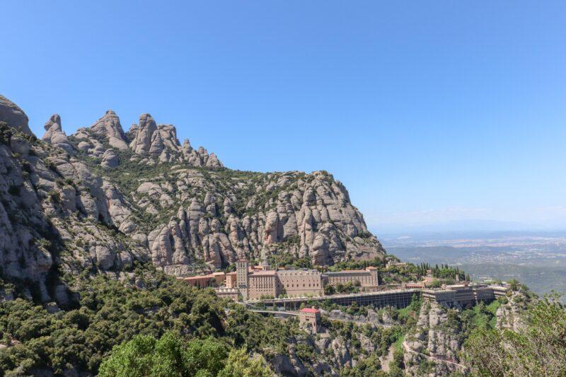 Montserrat How To Get From Barcelona To Montserrat