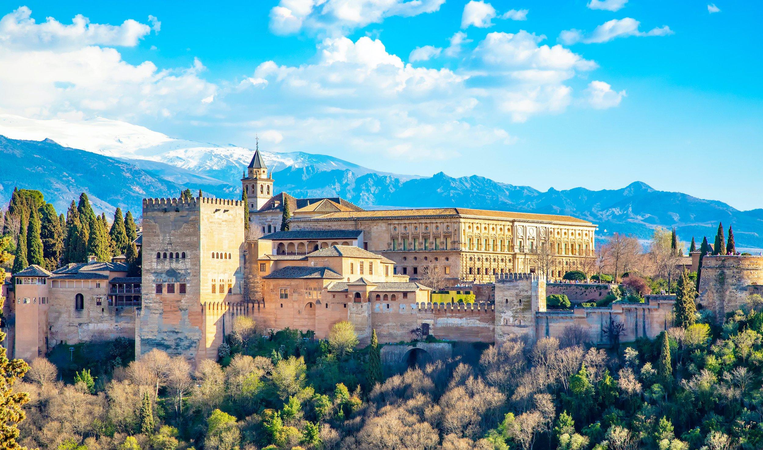 Seville, Gibraltar & Granada 7 Day Tour Package_7