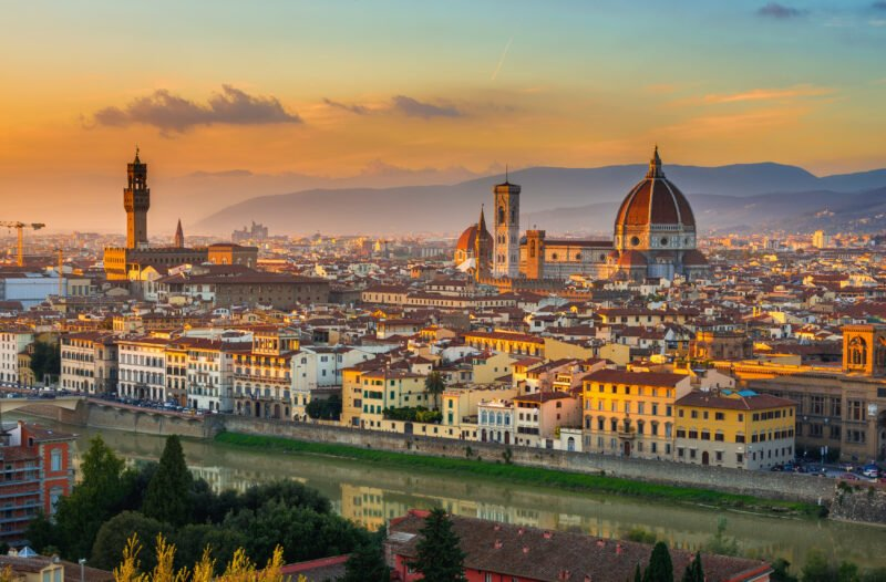 Alternative Florence & Tuscany 6 Day Tour Package