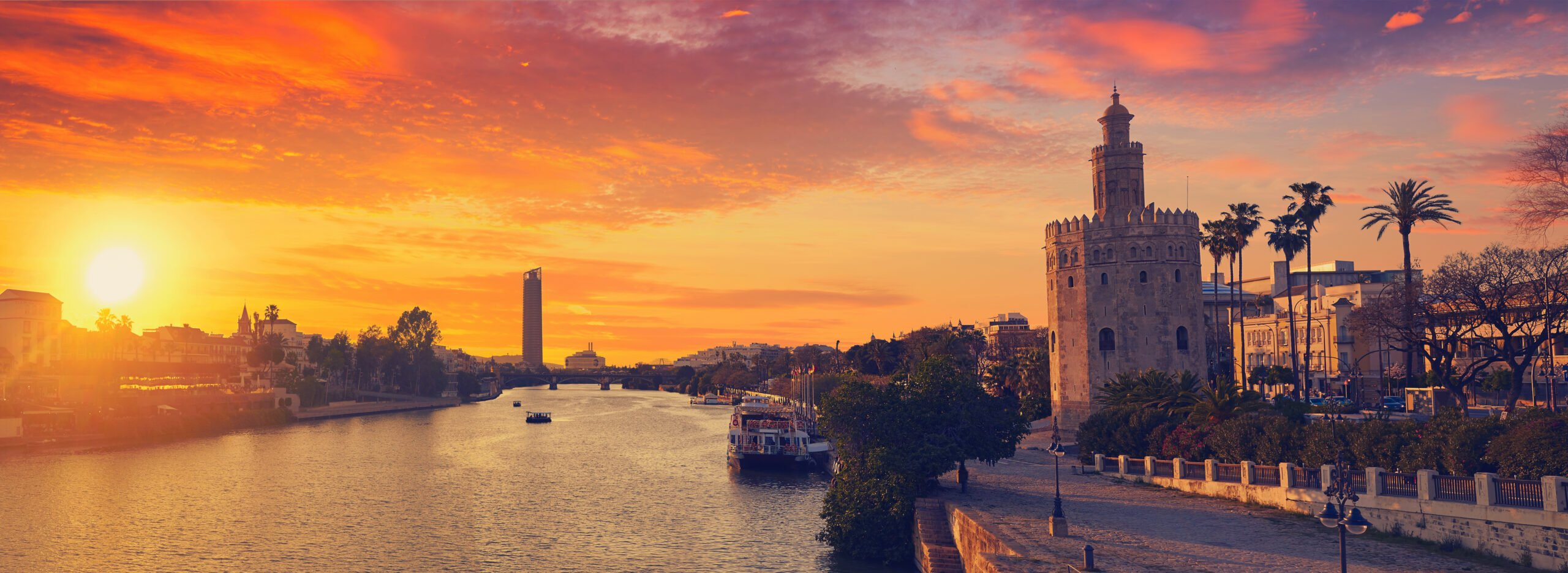 2 Days In Seville Itinerary