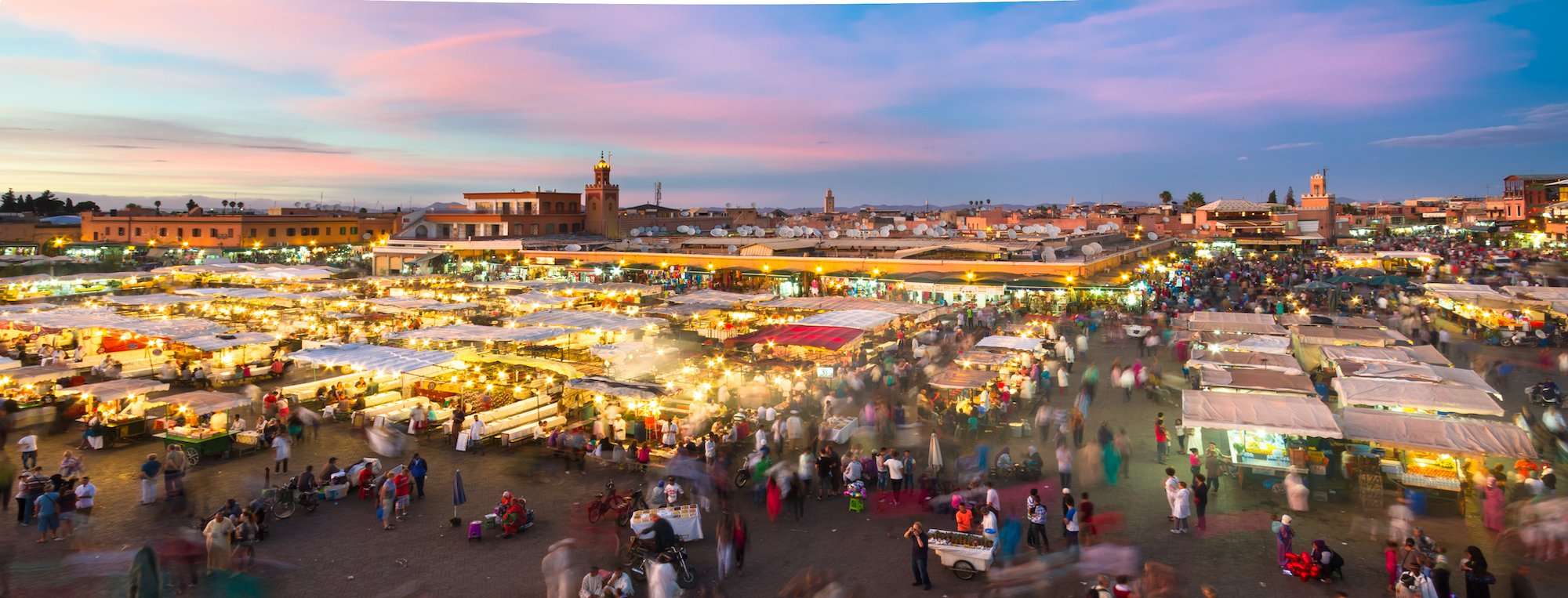 2 Days In Marrakesh Itinerary