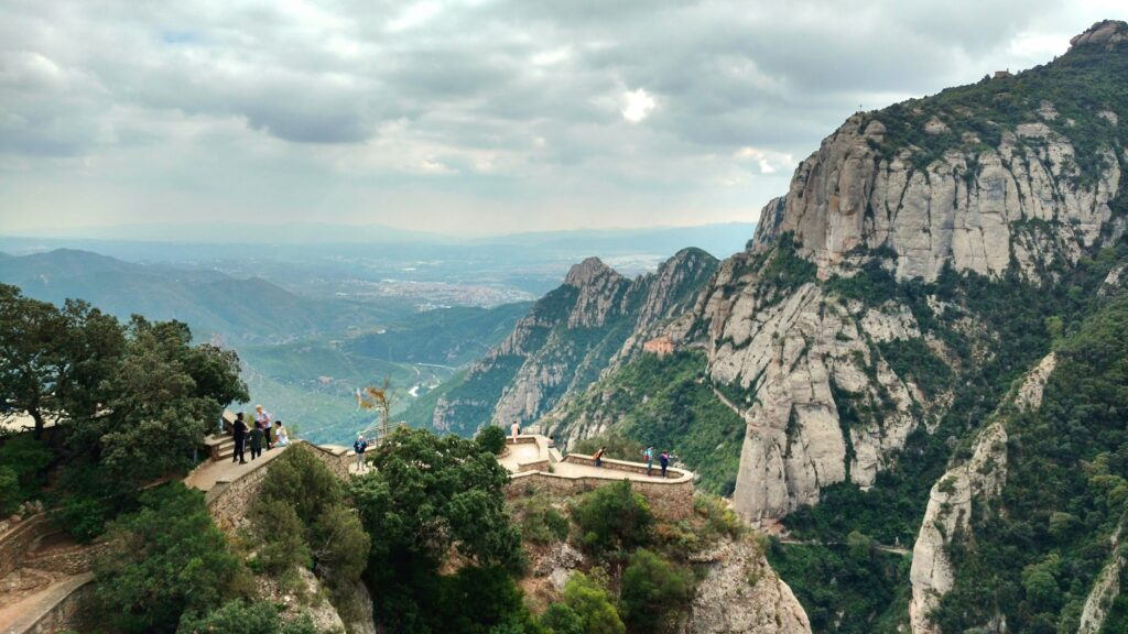 How to get from Barcelona to Montserrat 2