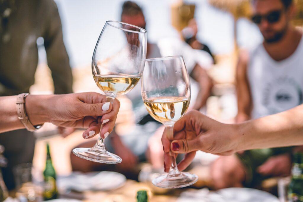 Txakoli Basque Country Food And Wine Travel