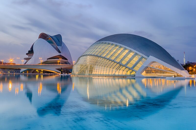 Join The Valencia 7 Day Tour Package