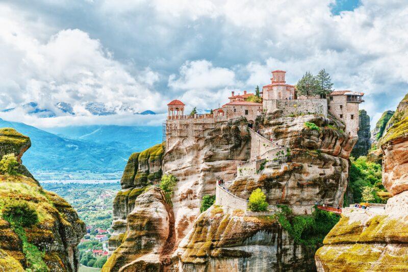 5 Day Athens, Delphi, Meteora & Aegina Off The Beaten Track Tour Package_2