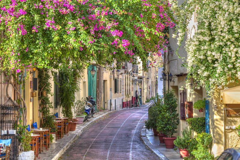 5 Day Athens, Delphi, Meteora & Aegina Off The Beaten Track Tour Package_plaka