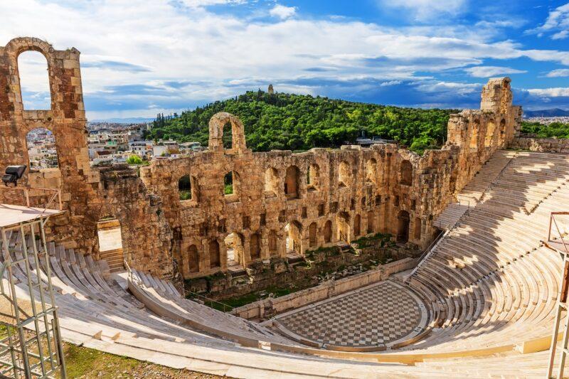 5 Day Athens, Delphi, Meteora & Aegina Off The Beaten Track Tour Package_athens