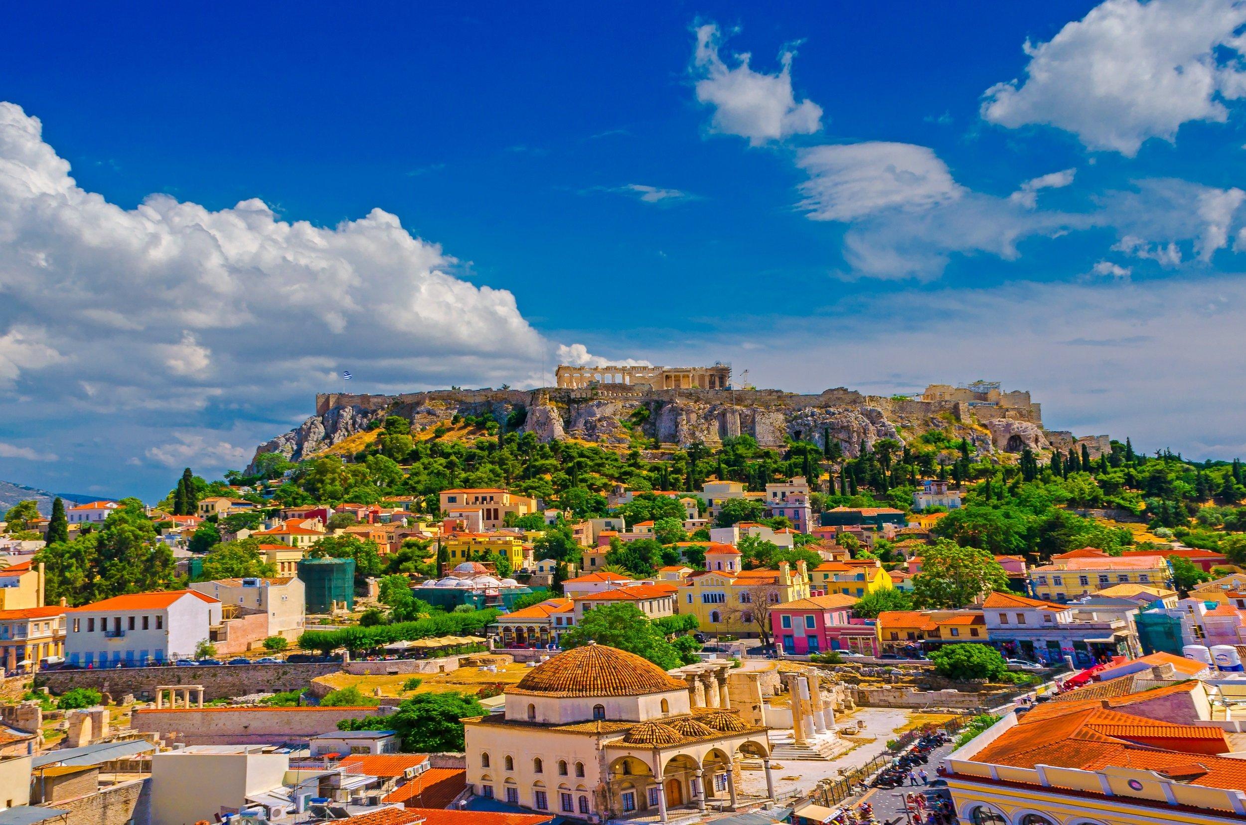 7 Day Alternative Athens, Saronic Islands & Epidaurus Tour Package (2)