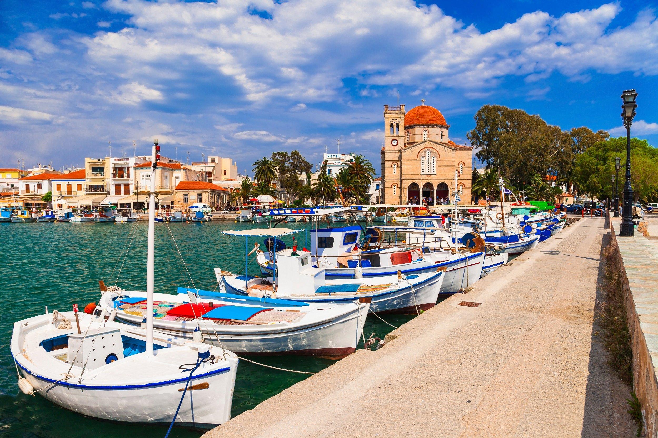 Aegina- Athens 5 Day City Break Tour Package