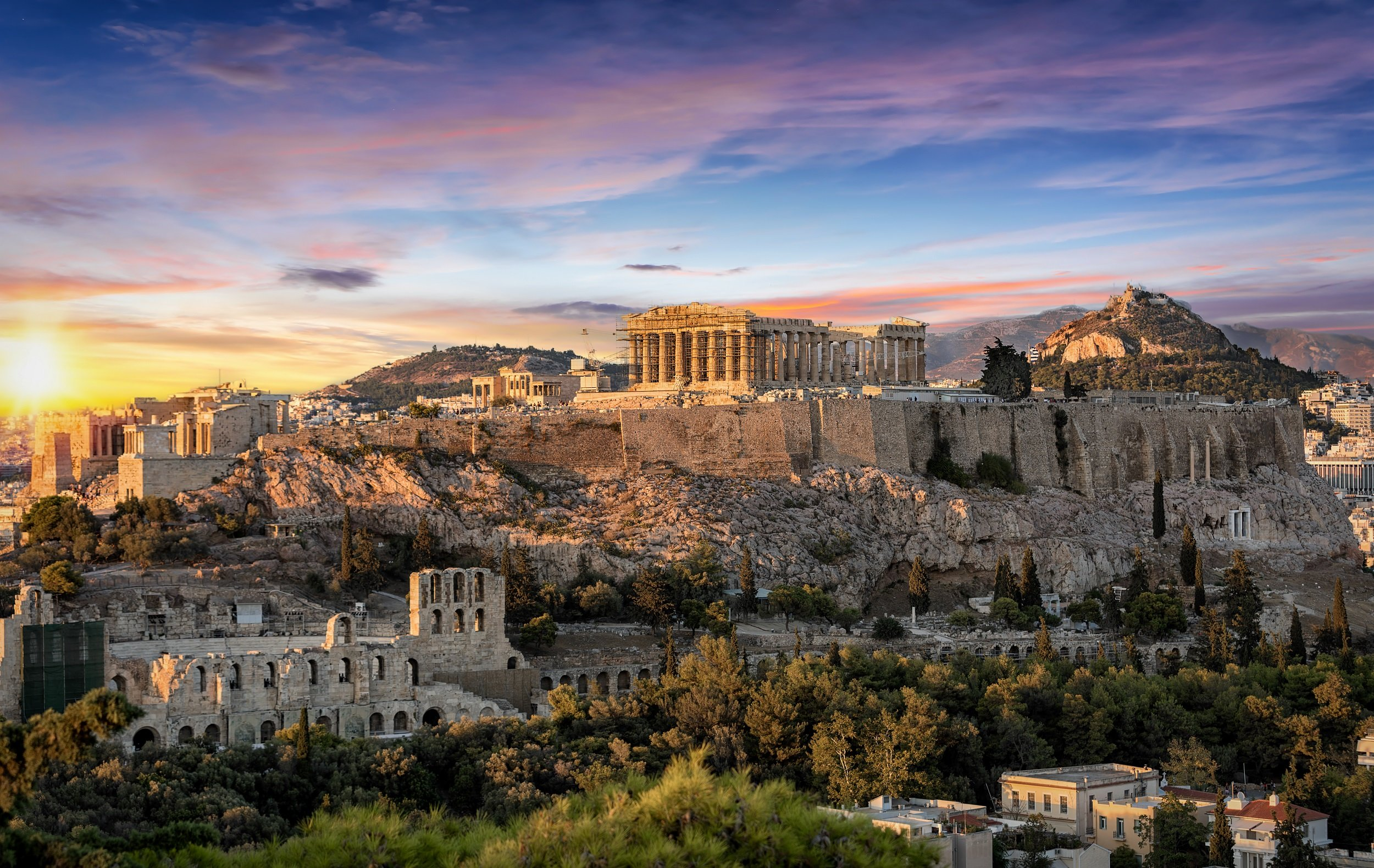 8 Day Ancient Greece Tour Package