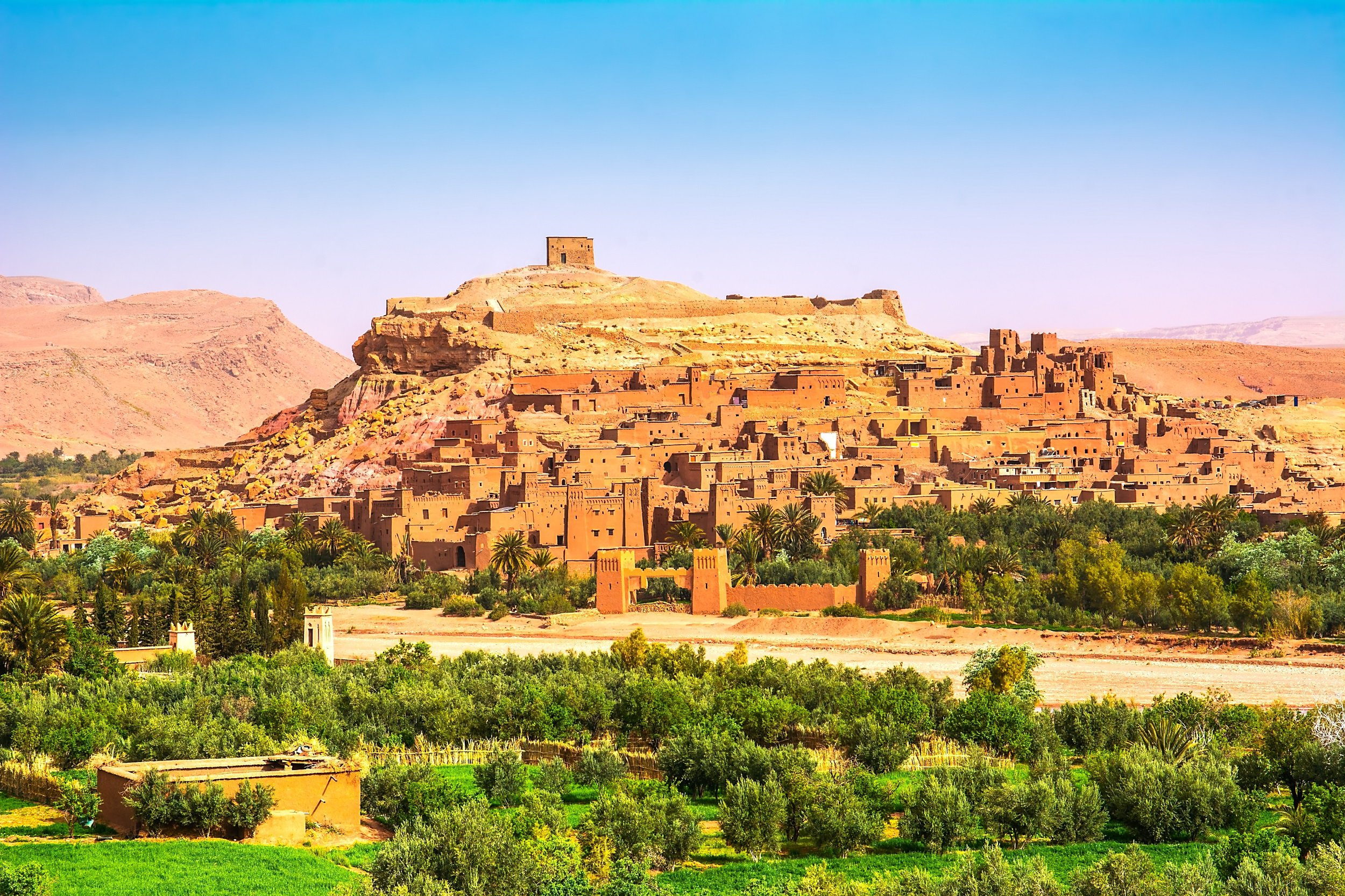 Atlas Mountains, Aït Benhaddou, Valley Of The Roses & Dades Valley 3 Day Private Tour Package 6